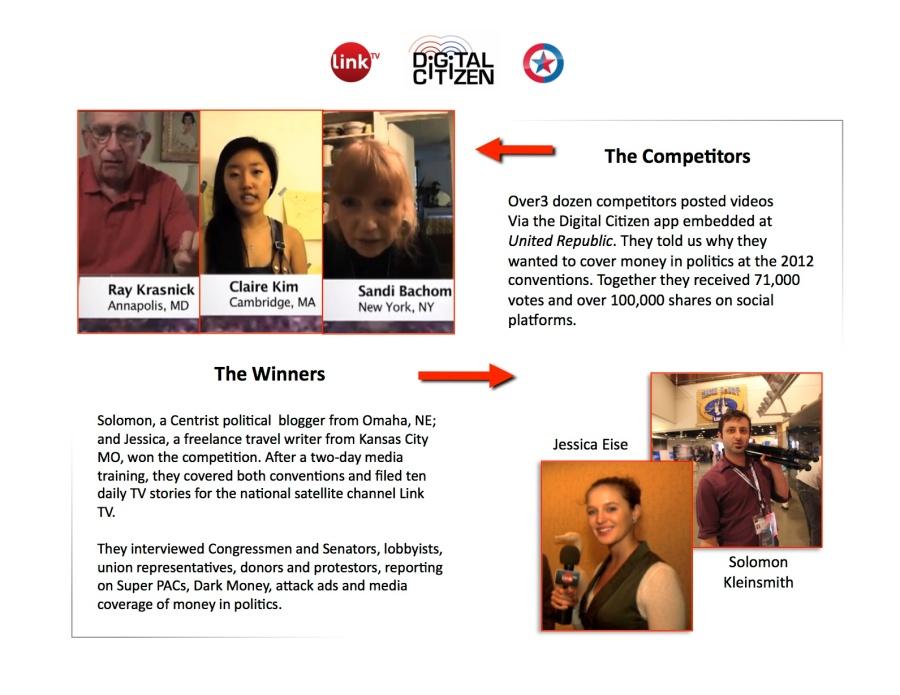 DC WINNERS
